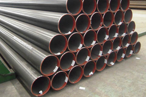 Alloy Steel ERW Pipes