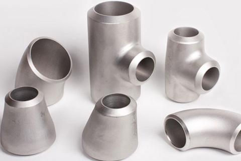 Alloy Steel Welded Butt weld Pipe Fittings