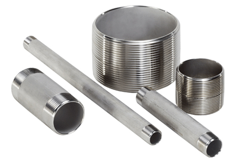 Duplex Steel Pipe Nipples