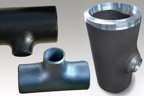 Alloy Steel Reducing Tee