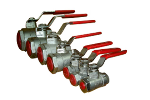 Alloy Steel Ball  Valves