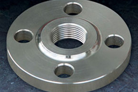 Screwed / Threded Flanges